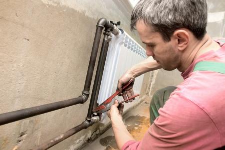 Монтаж системы отопления, водопровода, канализации